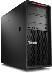 Lenovo ThinkStation P520c + 2 x ThinkVision P24q 3,60 GHz Intel® Xeon® W-2123 Zwart Toren Workstation