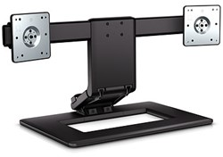HP Adjustable Dual Display Stand