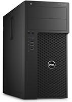 DELL Precision T3620 3.7GHz E3-1245V6 Mini Toren Zwart Workstation-1