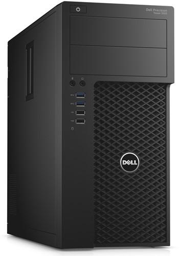 DELL Precision T3620 3.5GHz E3-1245V5 Mini Toren Zwart Workstation-1