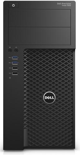 DELL Precision T3620 3.4GHz i5-7500 Mini Toren Zwart Workstation