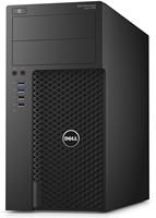 DELL Precision T3620 3.7GHz E3-1245V6 Mini Toren Zwart Workstation