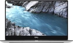 "DELL XPS 9370 1.8GHz i7-8550U 13.3"" 3840 x 2160Pixels Touchscreen Platina, Zilver Notebook"