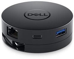 DELL 470-ACWN USB 3.0 (3.1 Gen 1) Type-C Zwart