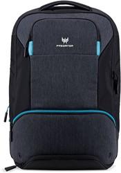 Acer Predator Hybrid Polyester Zwart/Blauw rugzak