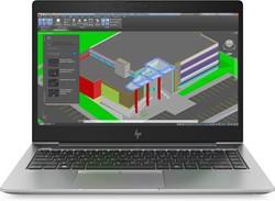 "HP ZBook 14u G5 1.8GHz i7-8550U 14"" 1920 x 1080Pixels Zilver Mobiel werkstation"