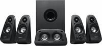 Logitech Z506 5.1kanalen 75W Zwart luidspreker set