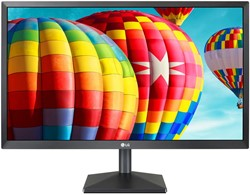 "LG 24MK430H-B LED display 61 cm (24"") Full HD Zwart"