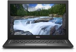 "DELL Latitude 7290 1.70GHz i5-8350U 12.5"" 1366 x 768Pixels Zwart Notebook"