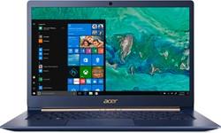 "Acer Swift 5 Pro SF514-52TP-85T2 1.8GHz i7-8550U 14"" 1920 x 1080Pixels Touchscreen Blauw Notebook"