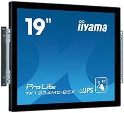"iiyama ProLite TF1934MC-B5X 19"" 1280 x 1024Pixels Multi-touch Zwart touch screen-monitor"