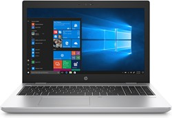 """HP ProBook 650 G4 1.6GHz i5-8250U 15.6"""" 1920 x 1080Pixels Zilver Notebook"""