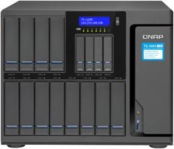 QNAP TS-1685 Ethernet LAN Desktop Zwart NAS
