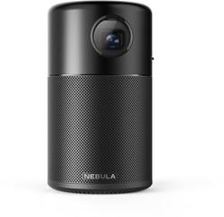 Anker Nebula Capsule Intelligente projector 100ANSI lumens DLP WVGA (854x480) Zwart, Rood beamer/projector