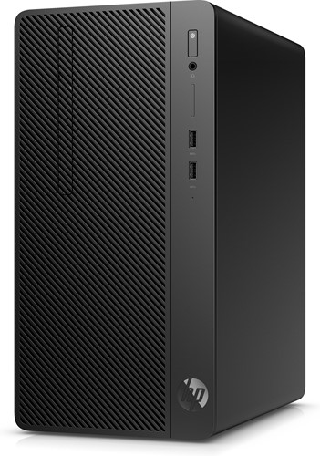 HP 285 G3 MT 3.5GHz 2200G Micro Tower Zwart PC-2