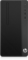 HP 285 G3 MT 3.5GHz 2200G Micro Tower Zwart PC