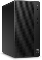 HP 285 G3 MT 3.5GHz 2200G Micro Tower Zwart PC-3