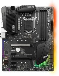 MSI B360 GAMING PRO CARBON LGA 1151 (Socket H4) Intel® B360 ATX