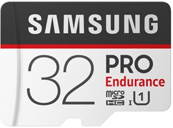 Samsung 32 GB microSDHC 32GB MicroSDHC UHS-I Klasse 10 flashgeheugen