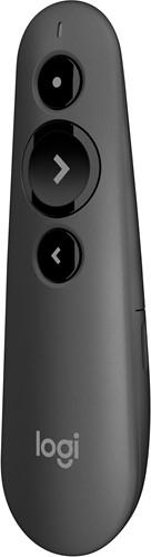 Logitech R500 Bluetooth/RF Grafiet Draadloze presenter