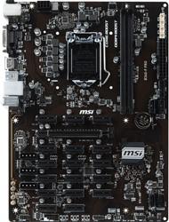 MSI B360-F PRO LGA 1151 (Socket H4) Intel® B360 ATX