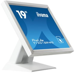 "iiyama ProLite T1931SR-W5 19"" 1280 x 1024Pixels Wit touch screen-monitor"