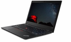 "Lenovo ThinkPad L380 2.2GHz i3-8130U 13.3"" 1920 x 1080Pixels Zwart Notebook"