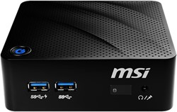 MSI Cubi N 8GL-006WE 1,10 GHz Intel® Celeron® N4000 Zwart Mini PC