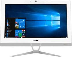 "MSI Pro 20EX 7M-034XEU 49,5 cm (19.5"") 1600 x 900 Pixels 2,9 GHz Intel® Celeron® G3930 Zwart Alles-in-één-pc"