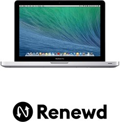 Renewd Apple MacBook Pro refurbished