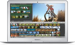 "Renewd Apple MacBook Air 13"" 1.3GHz 13.3"" 1440 x 900Pixels Zilver Notebook"