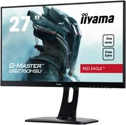 "iiyama G-MASTER GB2760HSU-B1 computer monitor 68,6 cm (27"") Full HD LED Flat Mat Zwart"