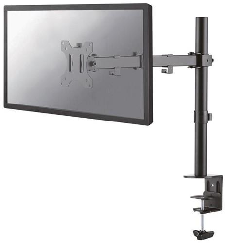 """Newstar FPMA-D550BLACK 32"""" Zwart flat panel bureau steun"""