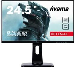 "iiyama G-MASTER GB2560HSU-B1 24.5"" Full HD LED Mat Flat Zwart computer monitor LED display"