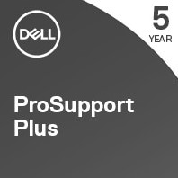 DELL 1 jaar volgende werkdag – 5 jaar ProSupport Plus, volgende werkdag