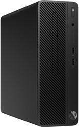 HP 290 G1 3.6GHz i3-8100 Small Desktop Zwart PC