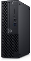 DELL OptiPlex 3060 3GHz i5-8500 SFF Zwart PC