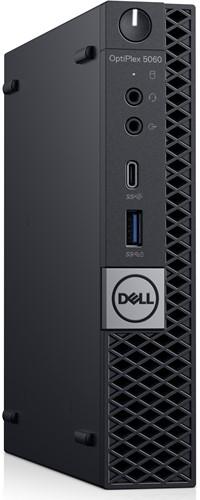 DELL OptiPlex 5060 2.1GHz i5-8500T MFF Zwart Mini PC
