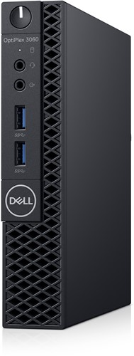 DELL OptiPlex 3060 2.1GHz i5-8500T MFF Zwart Mini PC-2