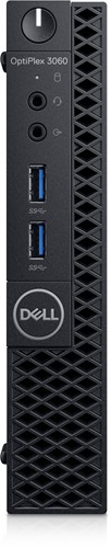 DELL OptiPlex 3060 2.1GHz i5-8500T MFF Zwart Mini PC