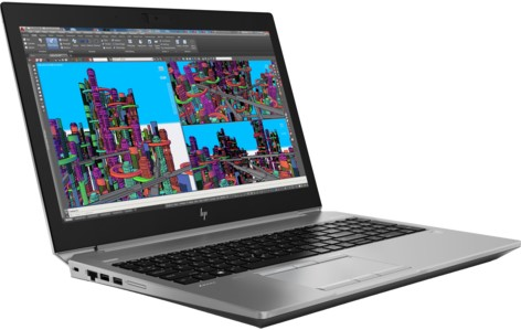 "HP ZBook 15 G5 | I7-8750H 15.6"" FHD 2ZC41ET-2"