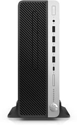 HP ProDesk 600 G4 SFF 3GHz i5-8500 SFF Zwart, Zilver PC