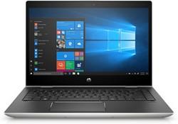 """HP ProBook x360 440 G1 1.6GHz i5-8250U 14"""" 1920 x 1080Pixels Touchscreen Zilver Notebook"""