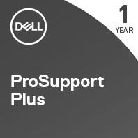 DELL 1 jaar verzamelen en retourneren – 1 jaar ProSupport Plus, volgende werkdag