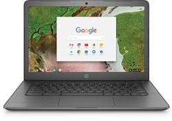 "HP Chromebook 14 G5 Grijs 35,6 cm (14"") 1920 x 1080 Pixels 1,10 GHz Intel® Celeron® N3450"
