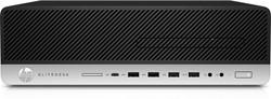 HP EliteDesk 800 G4 SFF 3GHz i5-8500 Intel® 8ste generatie Core™ i5 Zwart, Wit PC