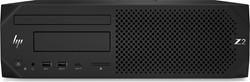 HP Z2 SFF G4 3,3 GHz Intel® Xeon® E-2136 Zwart Workstation
