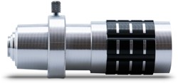 Sinji SICM-0611 Smartphone Telelens Aluminium, Zwart cameralens