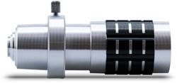Sinji SICM-6011 Smartphone Telelens Aluminium, Zwart cameralens