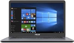 "ASUS VivoBook 17 X705UA-BX617T Grijs Notebook 43,9 cm (17.3"") 1600 x 900 Pixels 2,2 GHz Intel® 8ste generatie Core™ i3 i3-8130U"